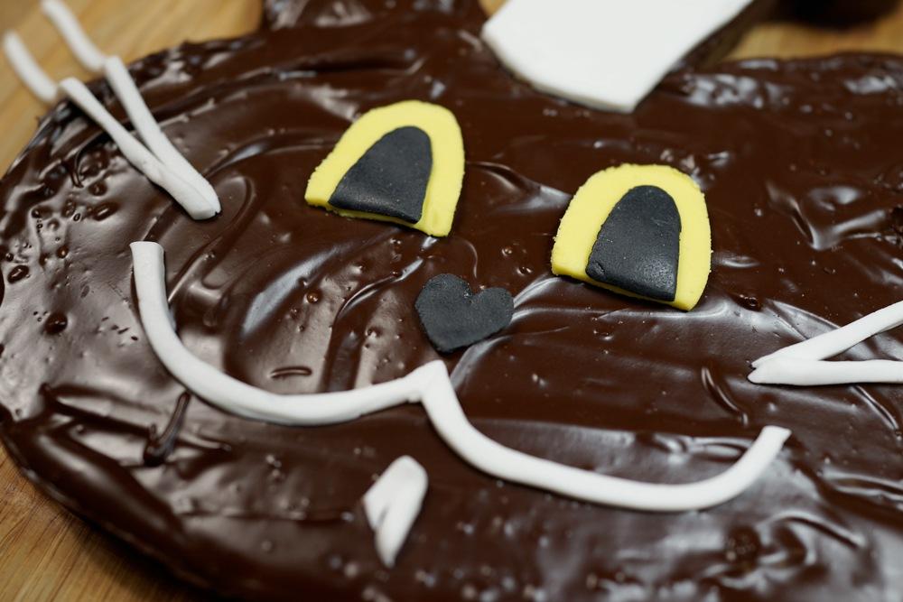 Lulu fondant au chocolat