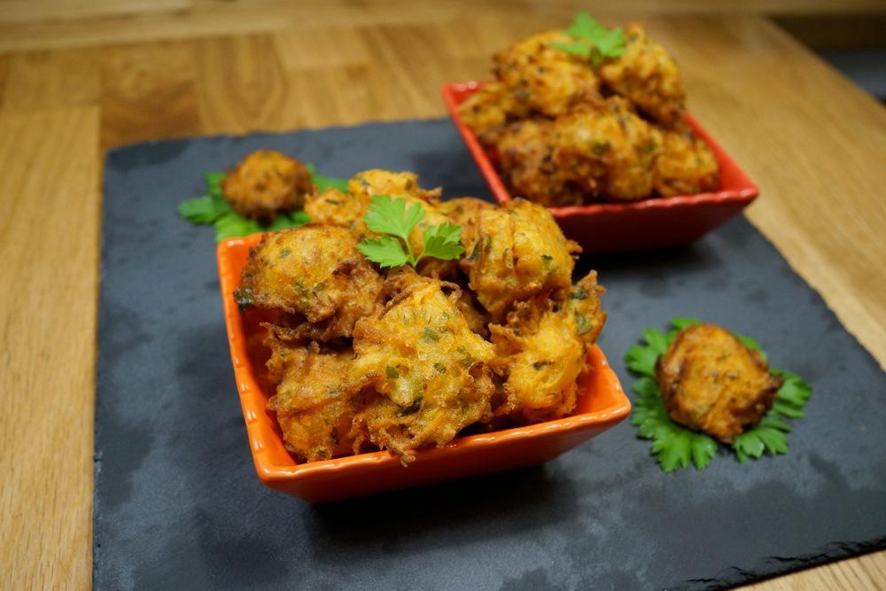 Accras Carottes - Patates douces