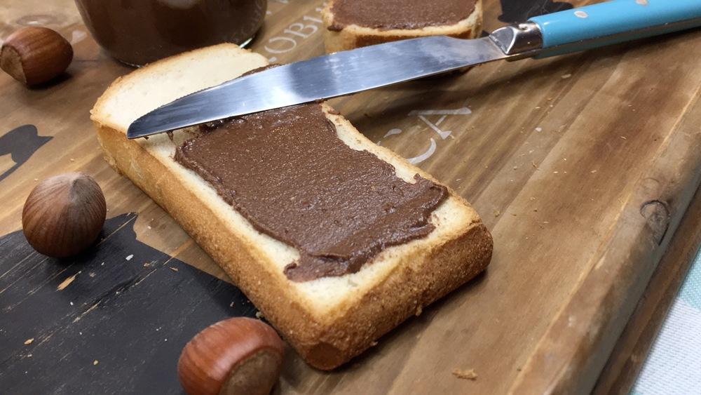 Pâte à tartiner choco-noisette maison